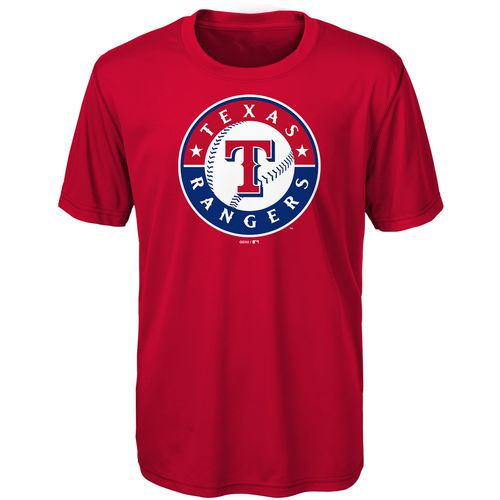 MLB Toddlers' Texas Rangers Primary Logo T-shirt