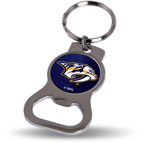 Rico Nashville Predators Bottle Opener Key Chain