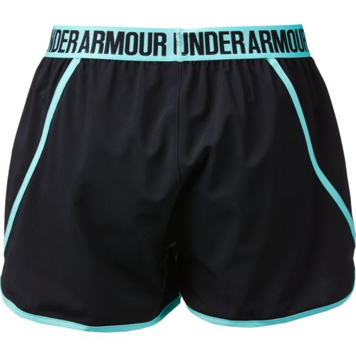 Under Armour Women's Woven Play Up Shorts - view number 1