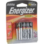 Energizer® Max AAA Batteries 8-Pack - view number 1