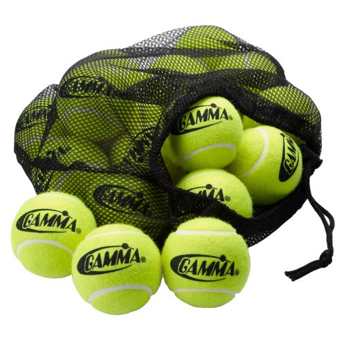 Gamma Bag-O-Balls Tennis Balls 18-Pack