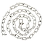 Danforth® Galvanized Anchor Chain and Shackle