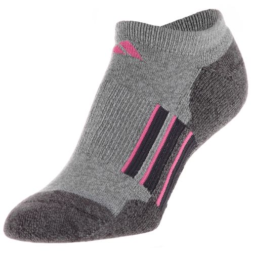 adidas Women's ClimaLite® X II No Show Socks 2-Pack