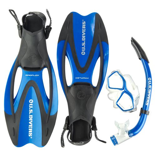 U.S. Divers Adults' Icon Snorkeling Set