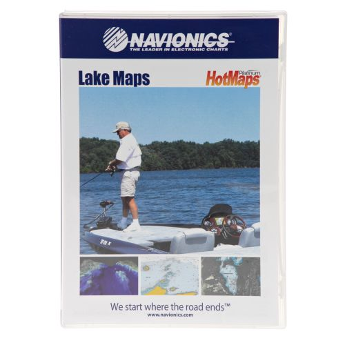 Navionics HotMaps Platinum Eastern Region Map Software