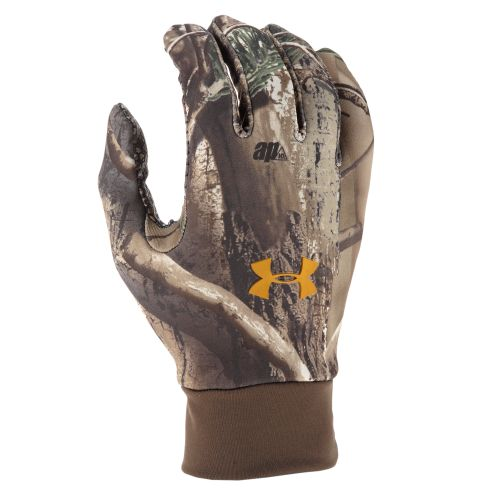 Under Armour® Men's Hurlock Camo Gloves