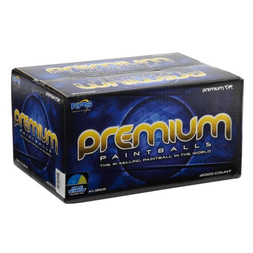 RPS Premium Paintballs 2,000-Count