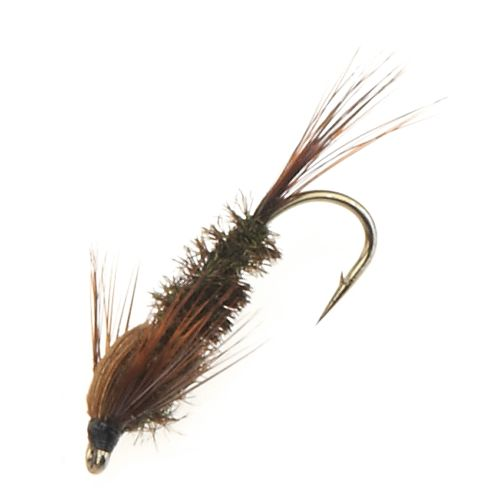 Superfly™ Half Back 0.5' Flies 2-Pack