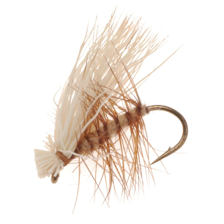 """Superfly™ Elk Hair Caddis 0.5"""" Flies 2-Pack"""