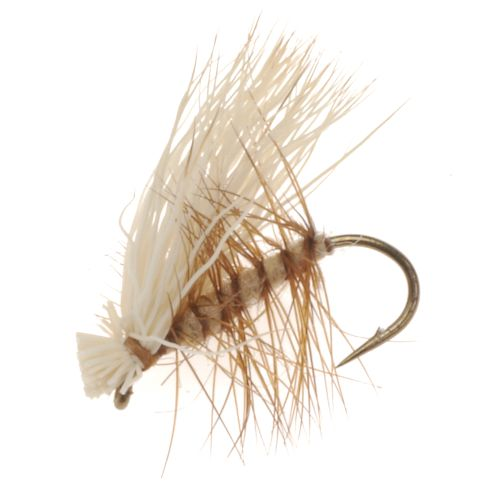 Superfly™ Elk Hair Caddis 0.5' Flies 2-Pack