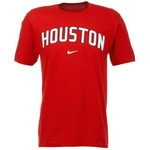 Nike Men's University of Houston Short Sleeve Classic Arch T-shirt