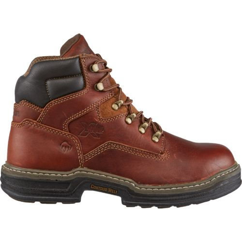 "Wolverine Raider Men's MultiShox® Contour Welt® 6"" Work"