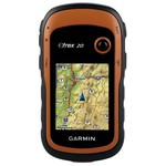 Garmin Etrex 20 WAAS-Enabled Handheld GPS Receiver