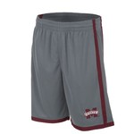 Colosseum Athletics Men's Mississippi State University Stadium Collection Draft Short