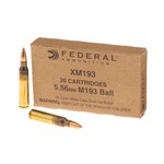 Federal Premium® American Eagle FMJ 5.56 mm 55-Grain Ammunition