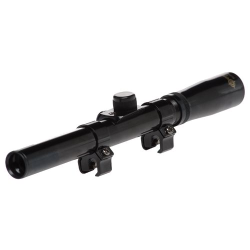 Image for Crosman Targetfinder 4 x 15 Air Rifle Scope from Academy