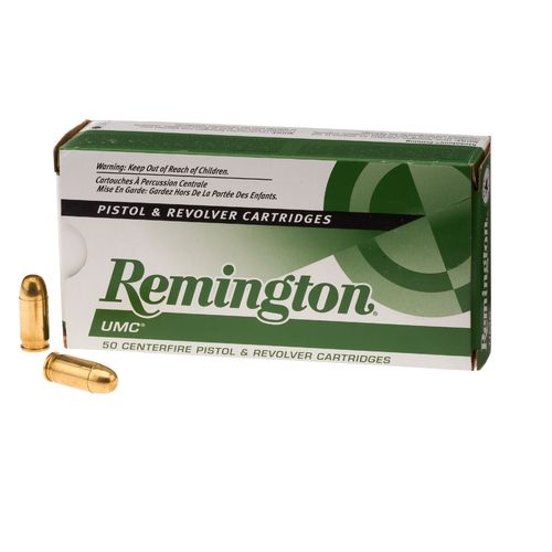 Remington UMC® .380 Auto 95-Grain Centerfire Handgun Ammunition