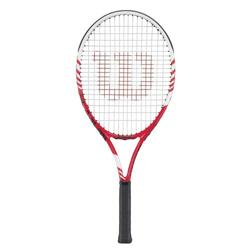 Display product reviews for Wilson Juniors' SLAM Tennis Racquet