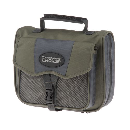 Display product reviews for Tournament Choice® Dual Wrap Soft Tackle Bag