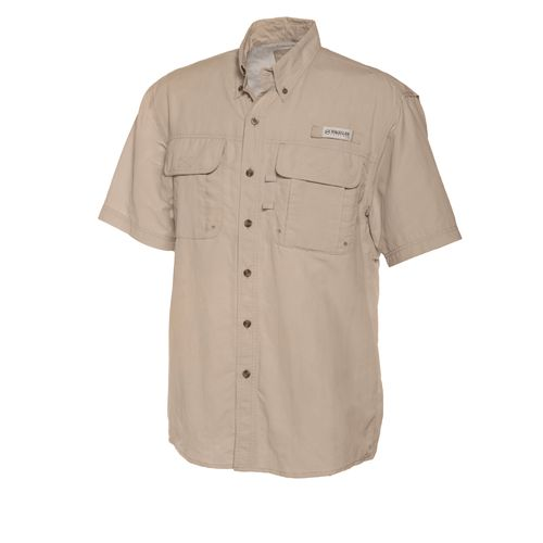 Magellan outdoors men 39 s laguna madre short sleeve fishing for Magellan fishing shirts