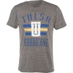 Colosseum Athletics Men's University of Tulsa Bunker T-shirt