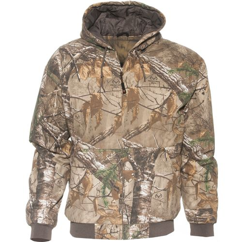 Display product reviews for Game Winner Men's Grand Pass CVC Duck Jacket
