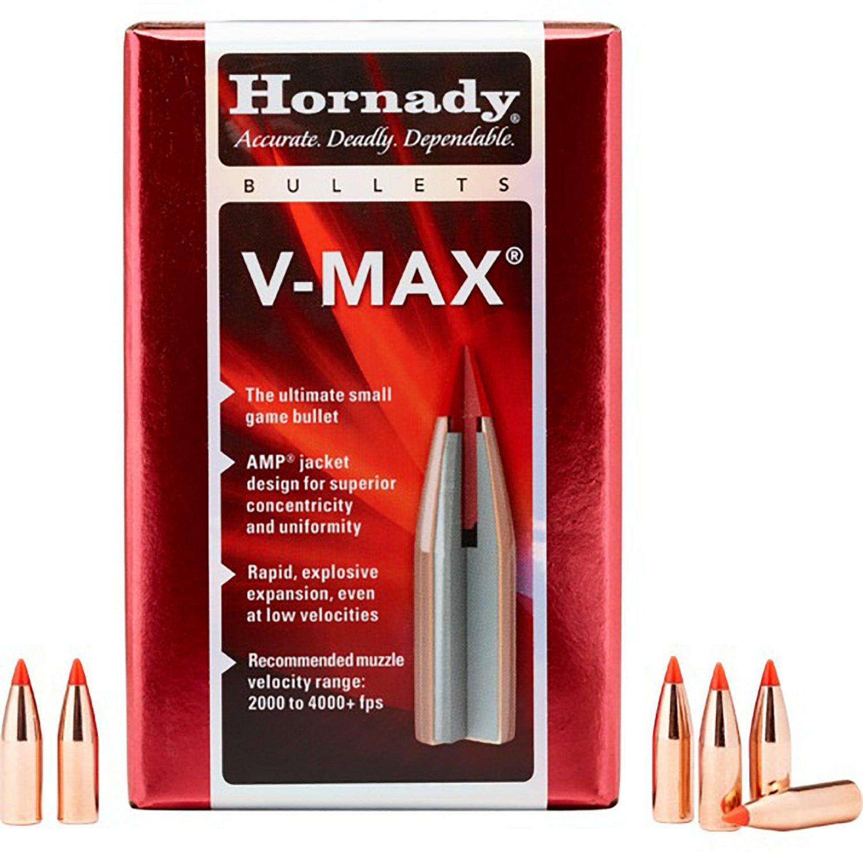 Hornady V-MAX™ 6mm 87-Grain Bullets
