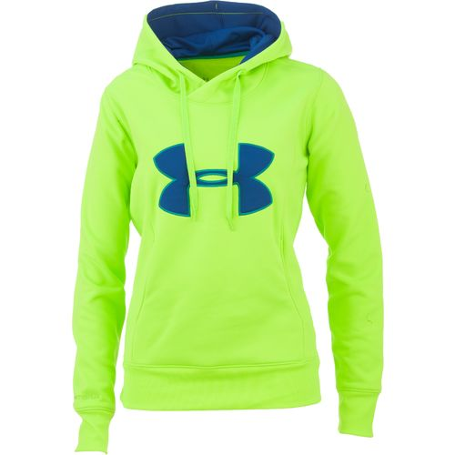 Under Armour  Women s Armour  Fleece Storm Big Logo Hoodie