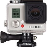 GoPro Hero3+ Silver Edition Video Camcorder