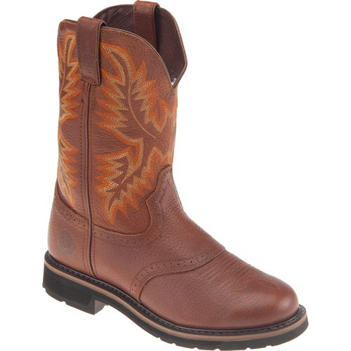Justin Men's Sunset Cowhide Western Work Boots - view number 2