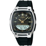 Casio Men's Databank AW81-1A2V Analog/Digital Watch