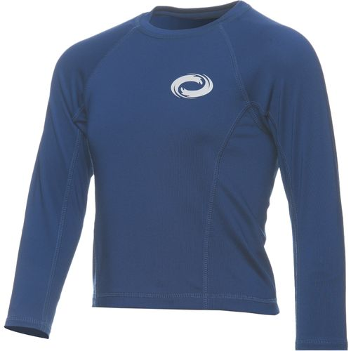 Image for O'Rageous® Boys' Long Sleeve Solid Rash Guard from Academy