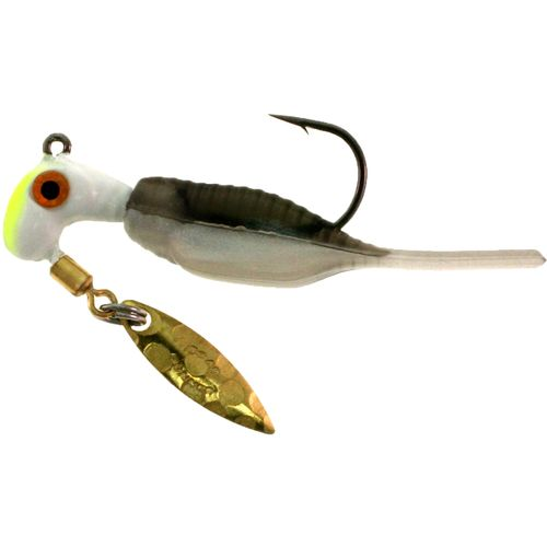Blakemore Reality Shad Rigged Plastic Swim Baits 2-Pack