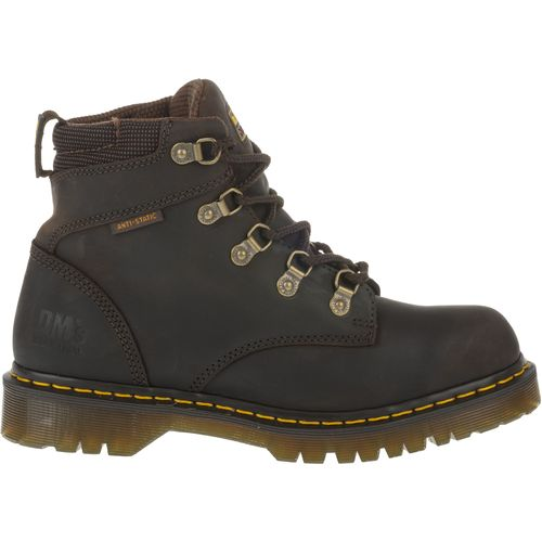 Image for Dr. Martens Men's Holkham Nonsteel 5-Tie Hiker Work Boots from Academy
