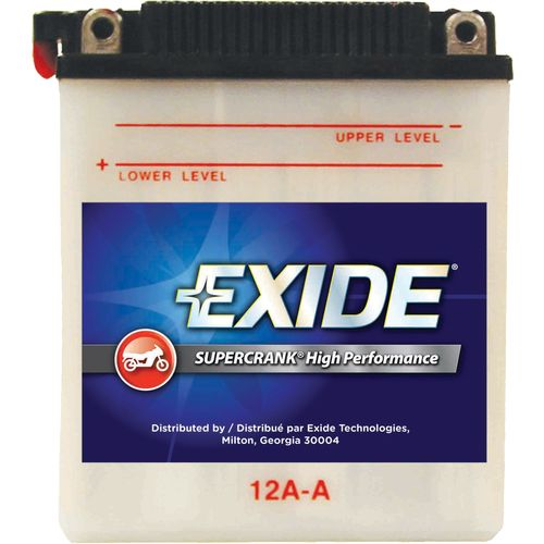 Image for Exide Supercrank High Performance Flooded Powersport Battery from Academy