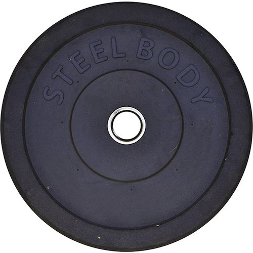 Impex Steelbody 35 lb. Olympic-Size Bumper Plate - view number 1