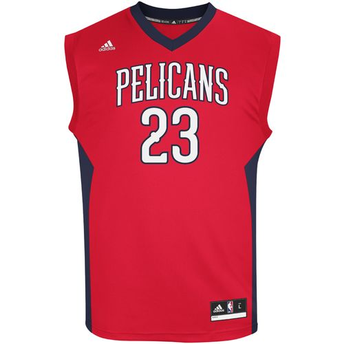 adidas™ Men's New Orleans Pelicans Anthony Davis #23 Replica Jersey