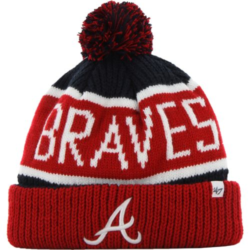 '47 Men's Atlanta Braves Calgary Cuff Knit Hat