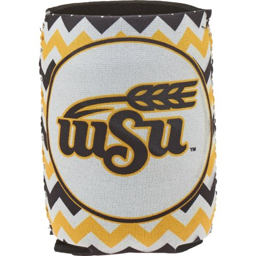 NCAA Wichita State University Chevron 12 oz. Kolder Kaddy
