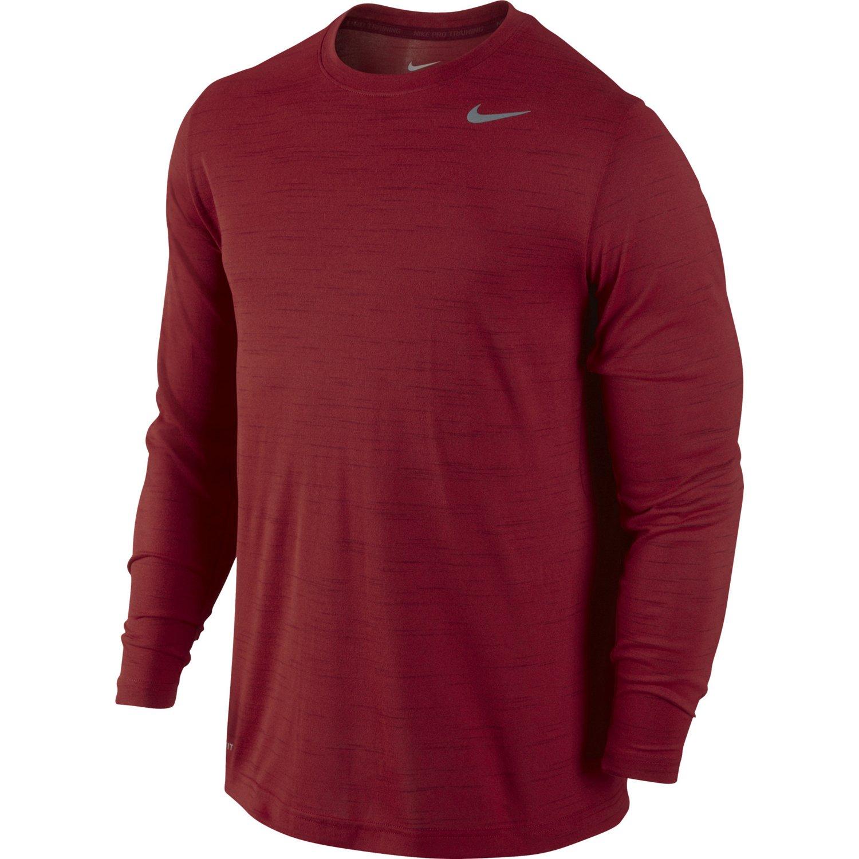 Nike Men's Dri-FIT Touch Long Sleeve T-shirt