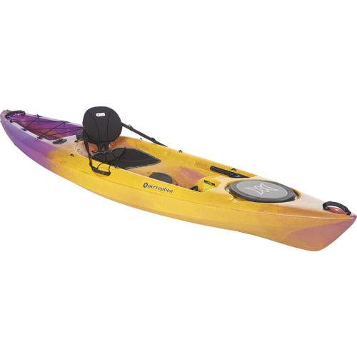 Perception pescador angler 12 39 sit on kayak academy for Fishing kayak academy