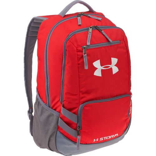 Display product reviews for Under Armour Storm Hustle Backpack