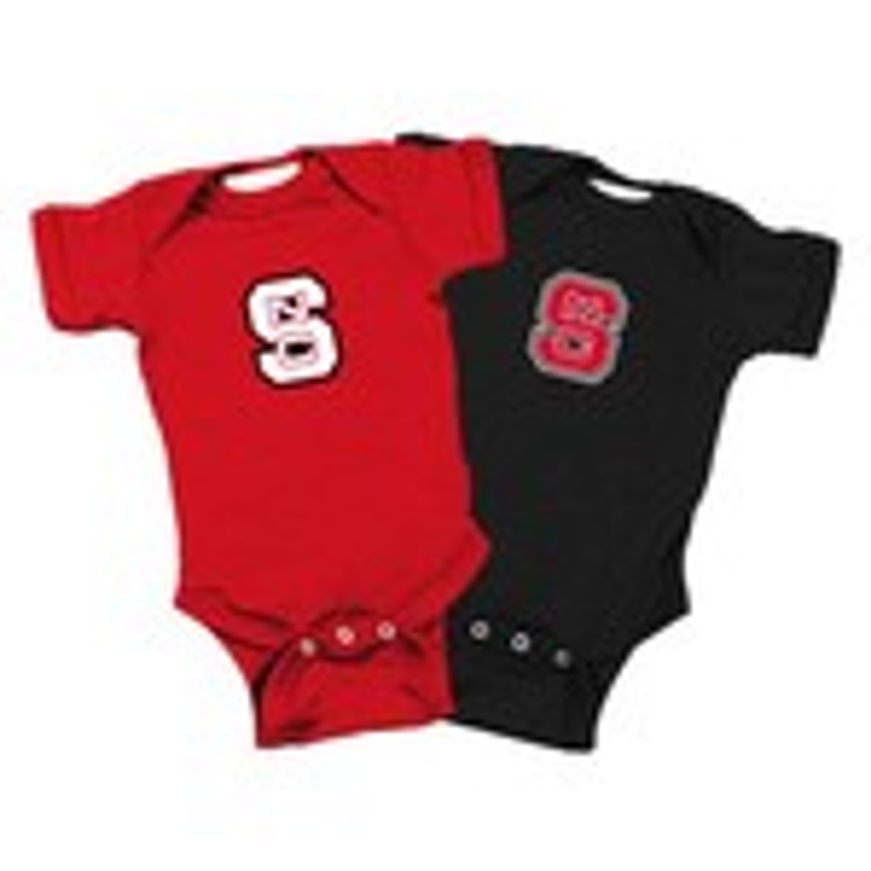 North Carolina State Infants Apparel