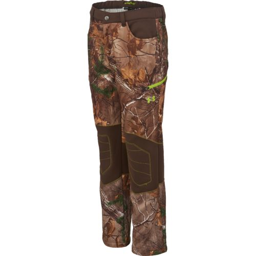 Under Armour™ Men's ColdGear® Infrared Scent Control Armour® Fleece Camo Pant