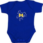 Viatran Infants' McNeese State University Flight Creeper