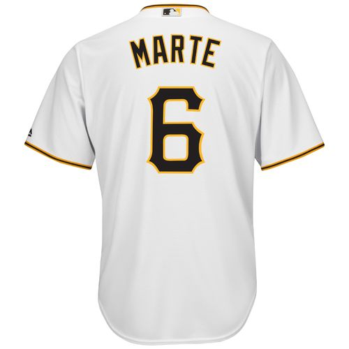 Majestic Men's Pittsburgh Pirates Starling Marte #6 Cool