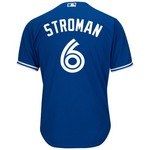 Majestic Men's Toronto Blue Jays Marcus Stroman #6 Cool Base® Replica Jersey - view number 1