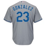 Majestic Men's Los Angeles Dodgers Adrian Gonzalez #23 Cool Base® Jersey - view number 1