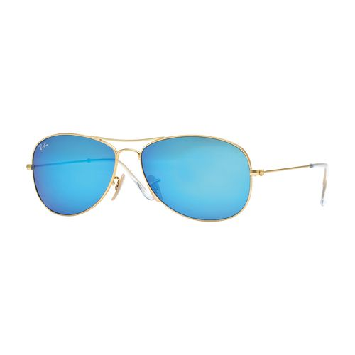 Ray-Ban Adults' Cockpit Flash Sunglasses