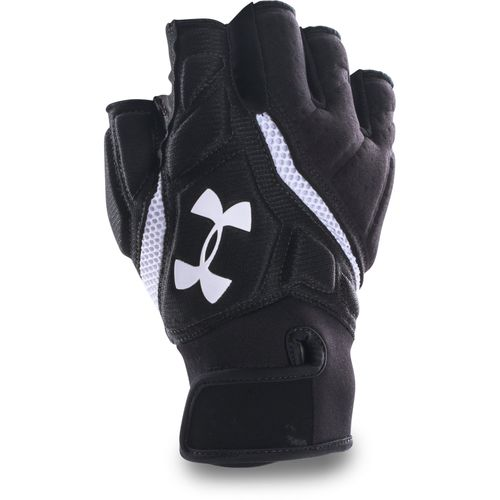 Under Armour® Adults' Combat IV Half-Finger Football Gloves
